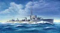 オーストラリア海軍駆逐艦 ヴァンパイア