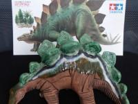 ペルーの恐竜陶器