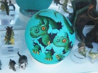 ミニ恐竜コレクション?